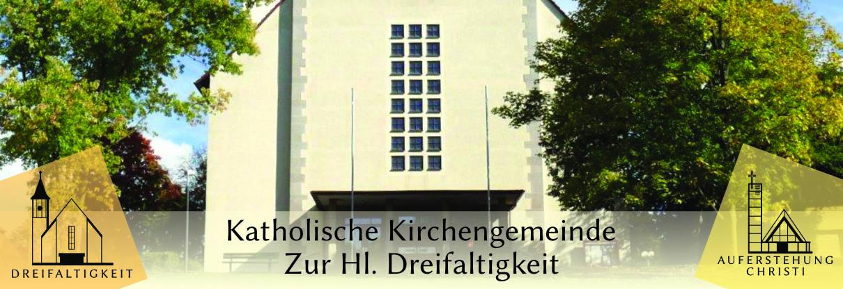 Kirchengeschichte - Dreifaltigkeit Sindelfingen